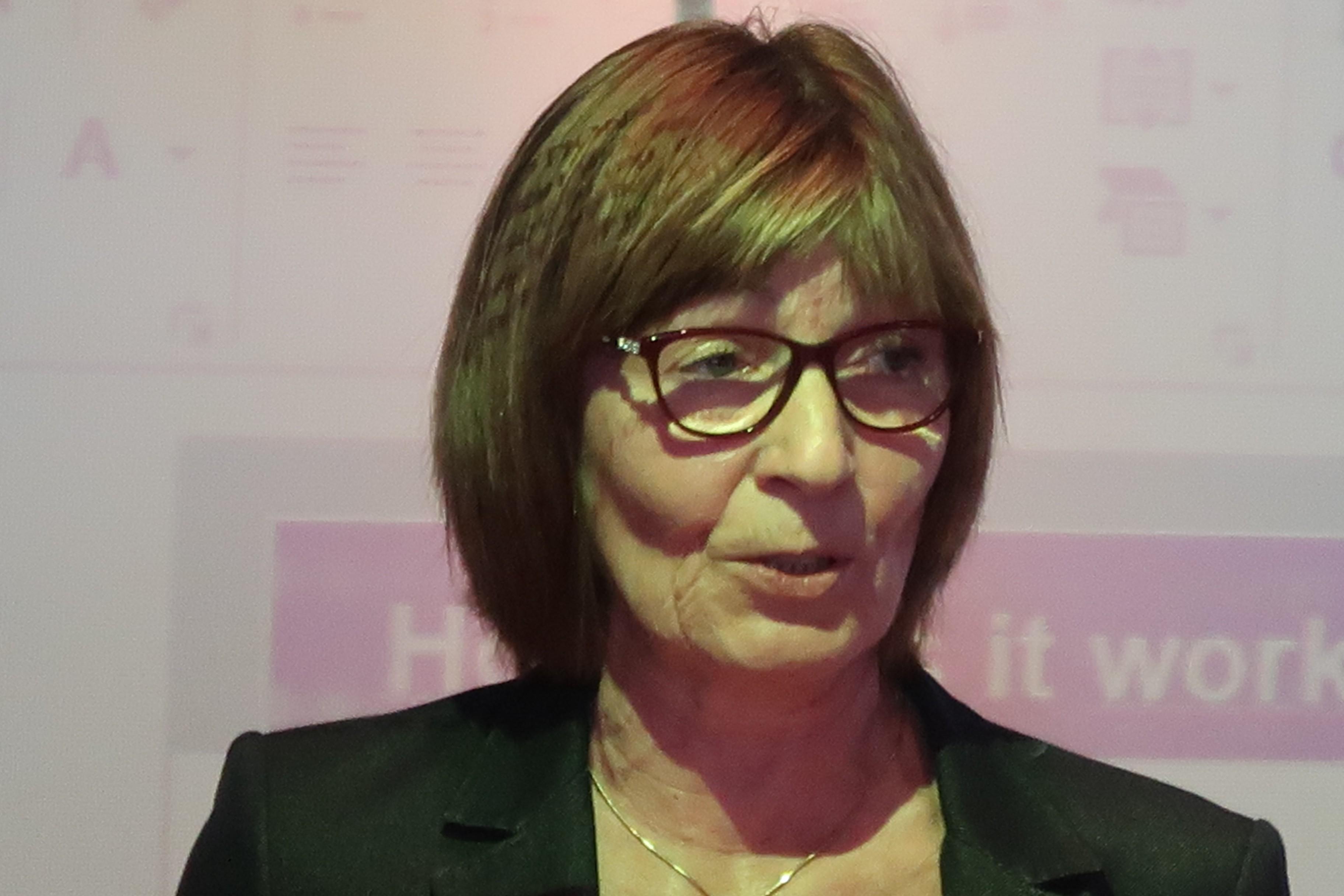Darina Sedlakova, WHO Country Office for Slovenia
