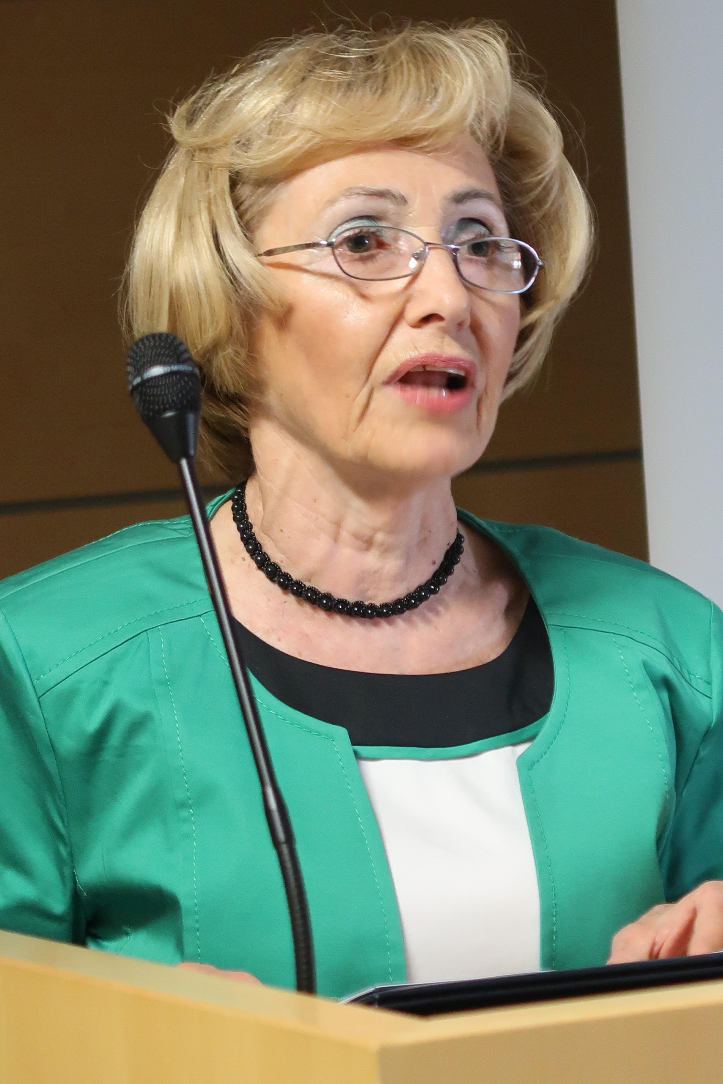 Milojka Kolar Celarc, ministrica za zdravje,