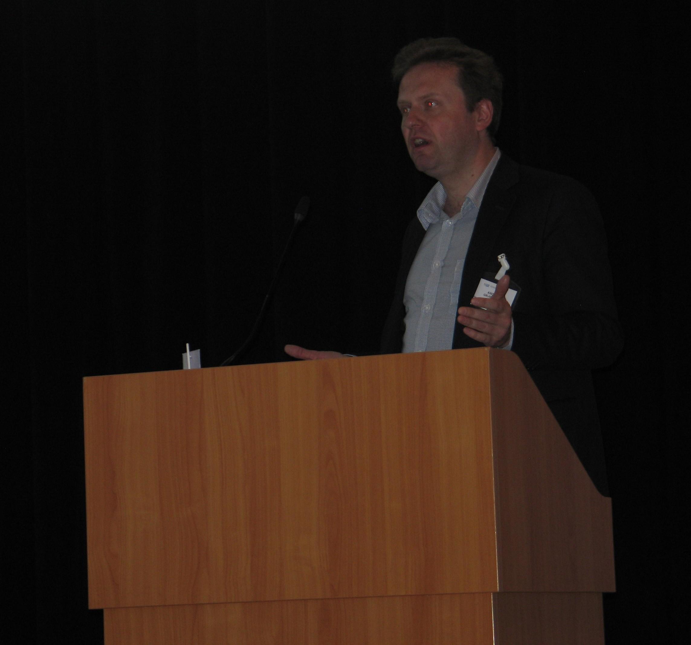 prof. Andrej Grjibovski, Norveški inštitut za javno zdravje