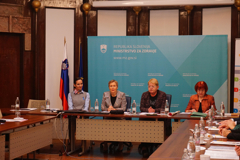 Slavnostna seja Zveze slovenskih društev za boj proti raku, Ministrstvo za zdravje, 6. marec 2019, Ljubljana.