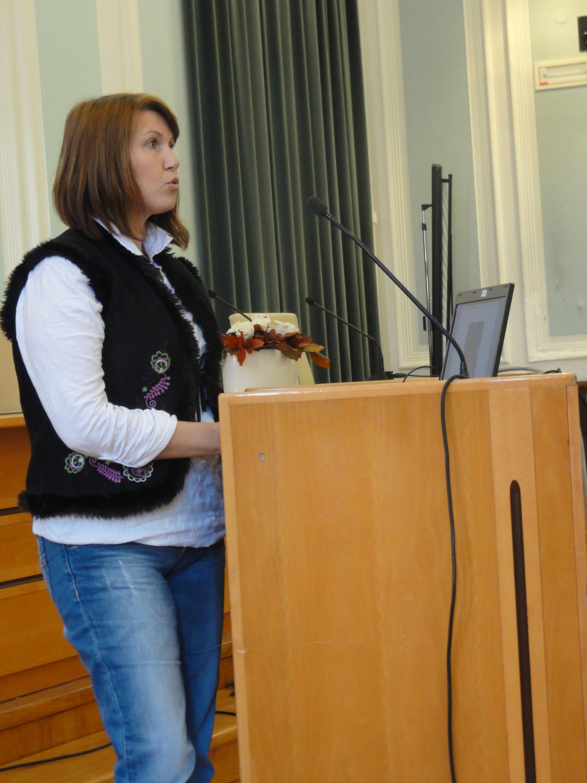 Tamara Paravan