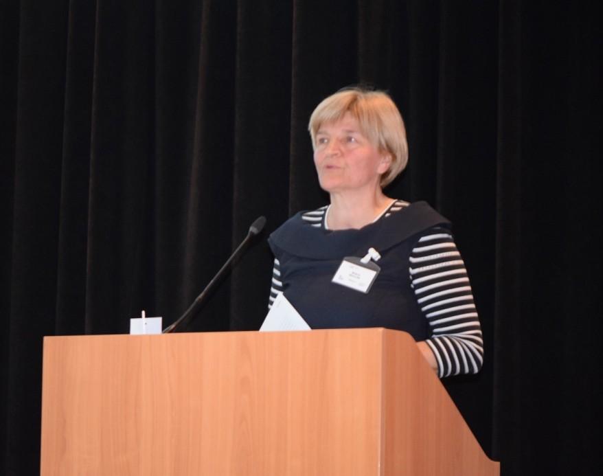 Marija Magajne, vodja projekta