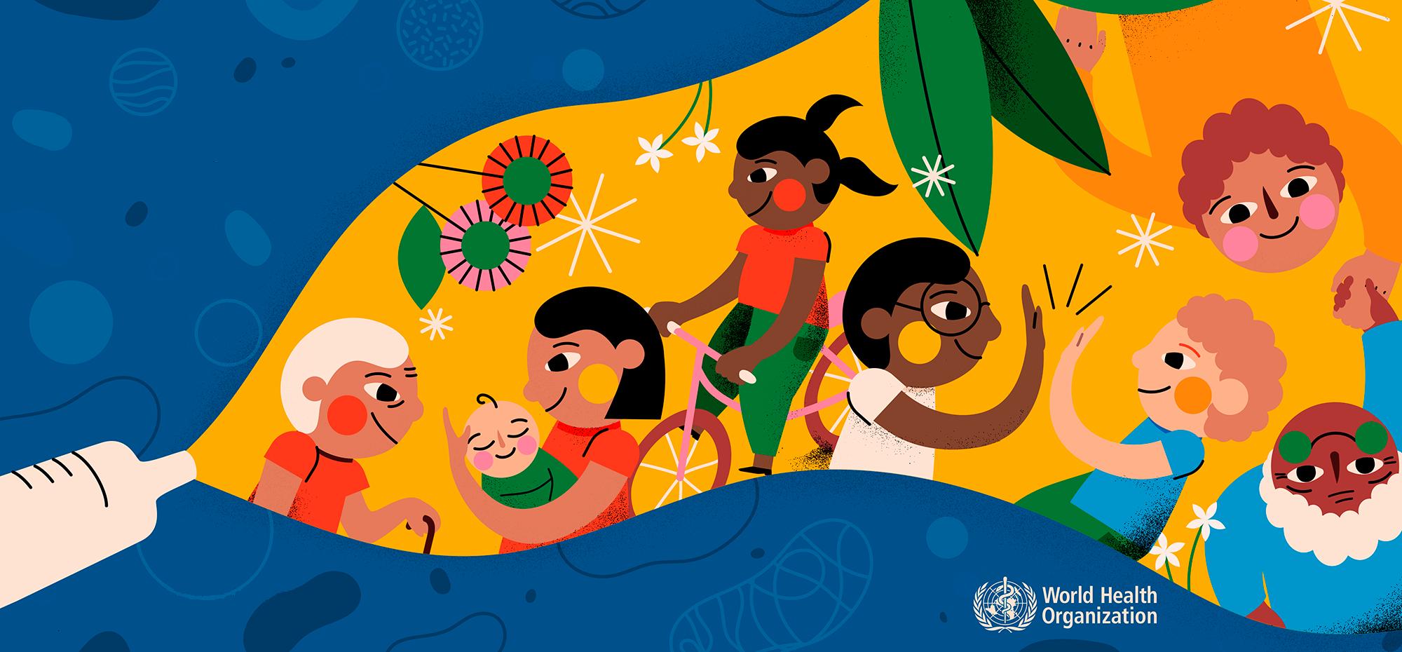 Slika Svetovne zdravstvene organizacije