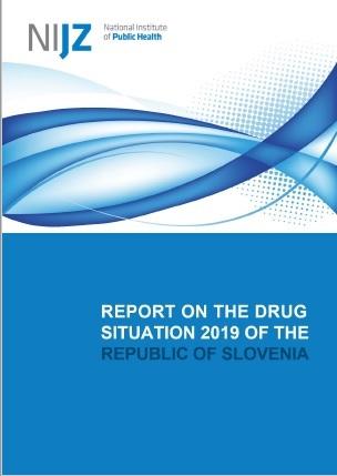Nacionalno poročilo o stanju na področju drog 2019 v angleškem jeziku